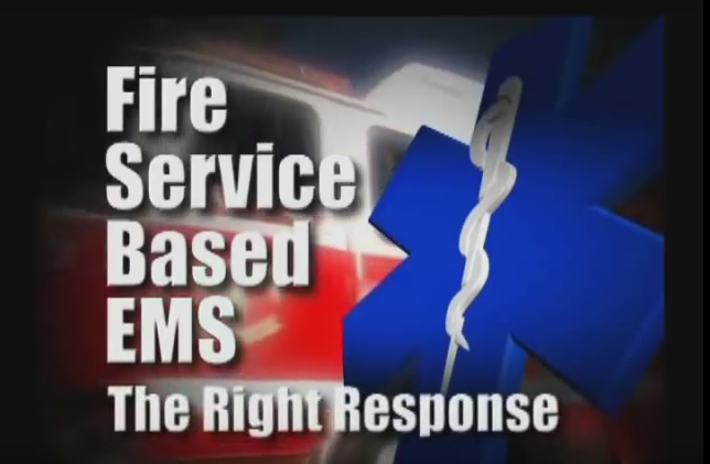 The Fire Service-Based EMS Advocates Coalition Recognizes National EMS Week